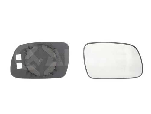 ALKAR Mirror Glass, outside mirror 6422526