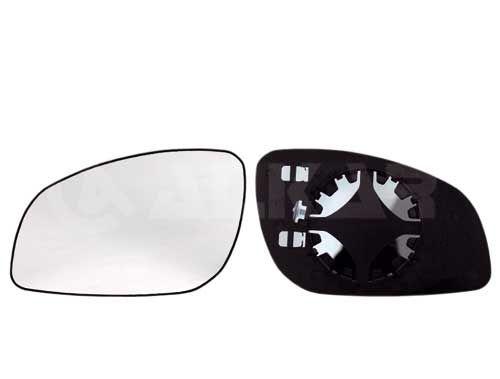 ALKAR Mirror Glass, outside mirror 6424966