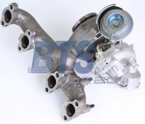 BTS Turbo Charger, charging system T914496