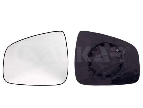 ALKAR Mirror Glass, outside mirror 6426420