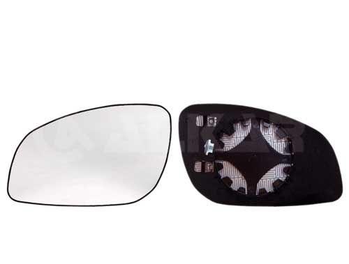 ALKAR Mirror Glass, outside mirror 6431444