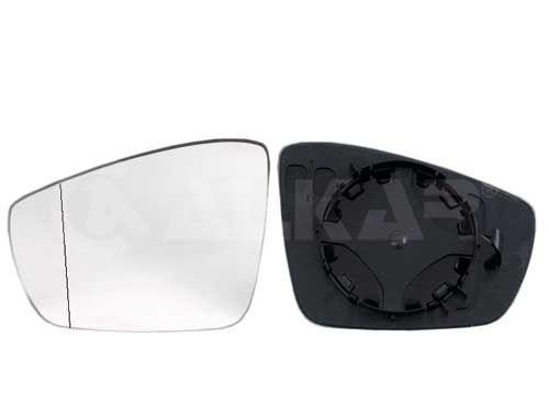 ALKAR Mirror Glass, outside mirror 6471844