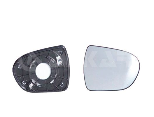 ALKAR Mirror Glass, outside mirror 6432427