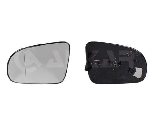 ALKAR Mirror Glass, outside mirror 6403985