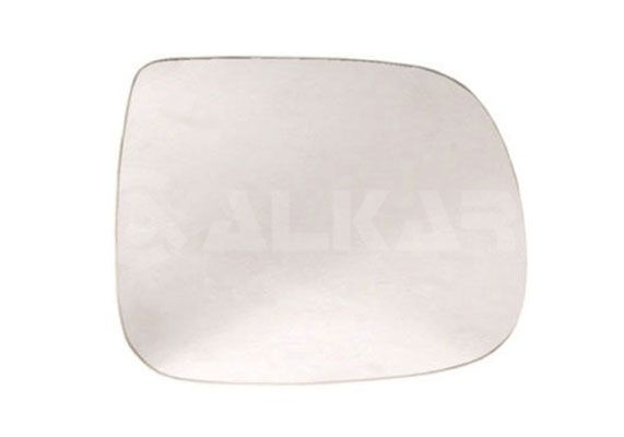 ALKAR Mirror Glass, outside mirror 6412557