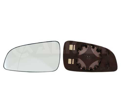 ALKAR Mirror Glass, outside mirror 6424702