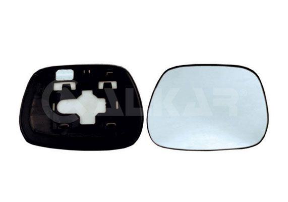 ALKAR Mirror Glass, outside mirror 6431444