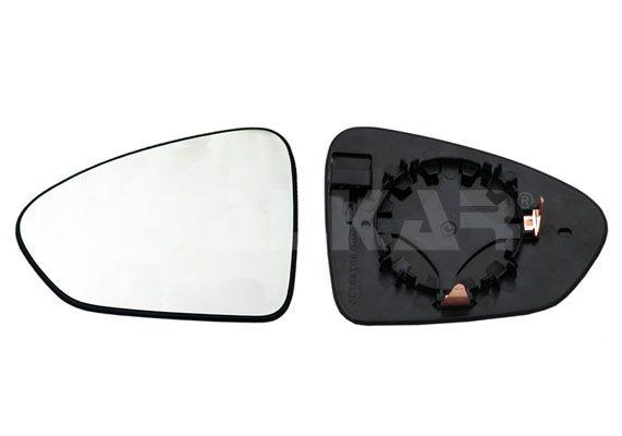 ALKAR Mirror Glass, outside mirror 6411441