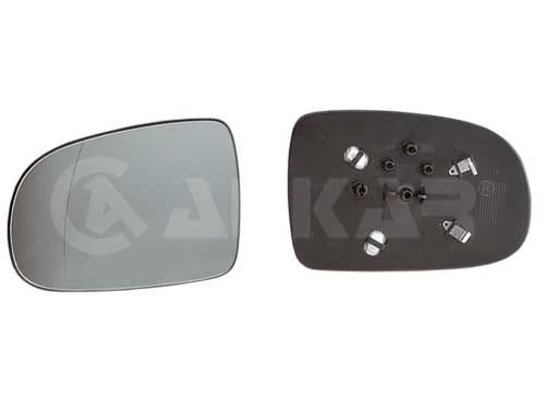 ALKAR Mirror Glass, outside mirror 6423702
