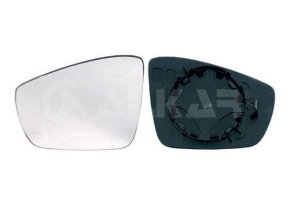 ALKAR Mirror Glass, outside mirror 6423966