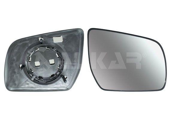 ALKAR Mirror Glass, outside mirror 6431750