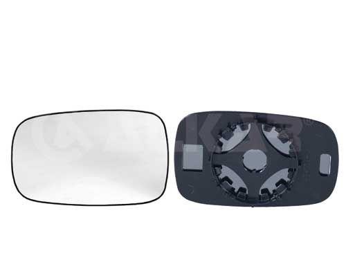 ALKAR Mirror Glass, outside mirror 6472888
