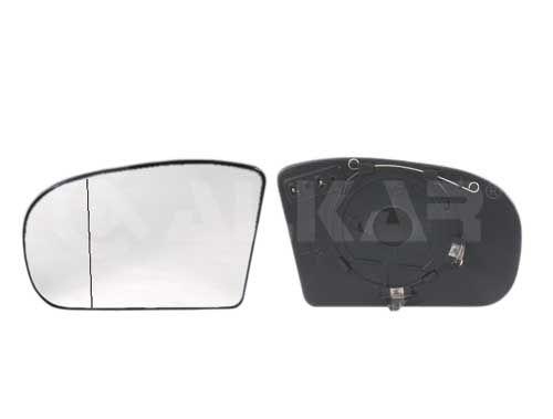 ALKAR Mirror Glass, outside mirror 6471534