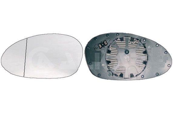 ALKAR Mirror Glass, outside mirror 6411541