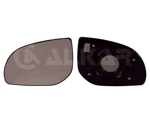 ALKAR Mirror Glass, outside mirror 6412111
