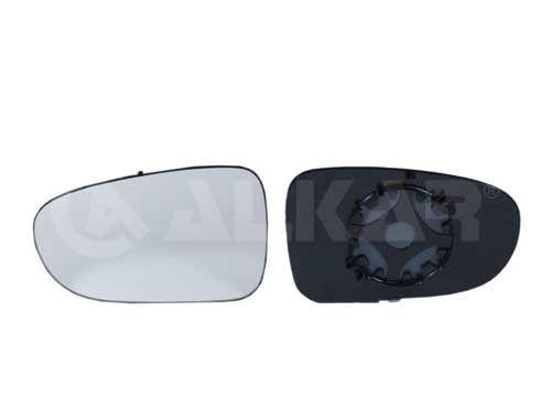 ALKAR Mirror Glass, outside mirror 6401130