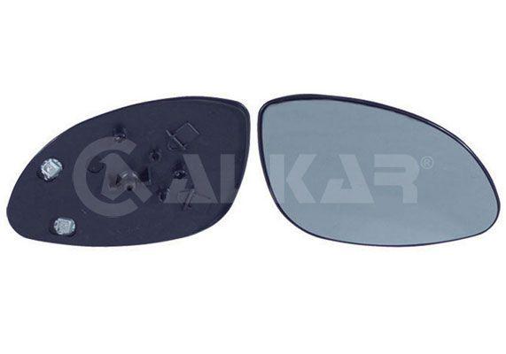 ALKAR Mirror Glass, outside mirror 6426433