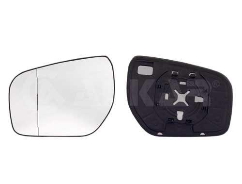 ALKAR Mirror Glass, outside mirror 6472845