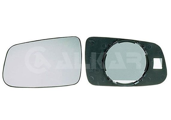 ALKAR Mirror Glass, outside mirror 6426503
