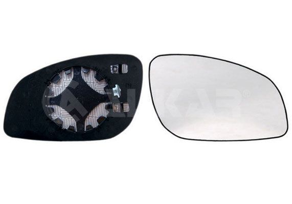 ALKAR Mirror Glass, outside mirror 6432444