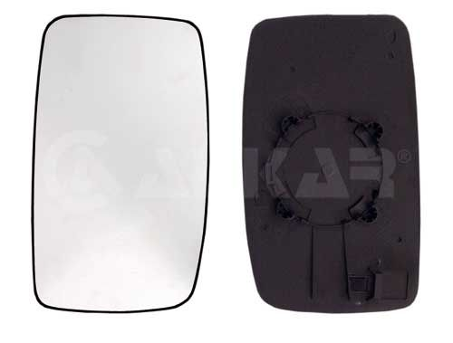 ALKAR Mirror Glass, outside mirror 6411421